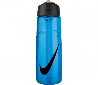 Nike - Flow Swoosh Water Bottle 24oz/709ml (blau)