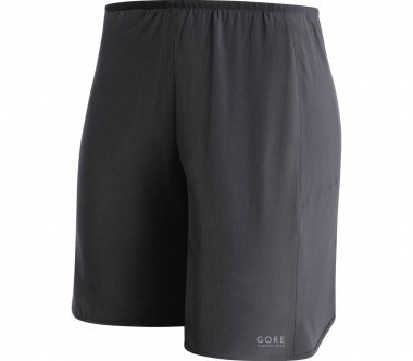 GORE RUNNING WEAR® - Essential Lady 2in1 Damen Laufshort (schwarz)