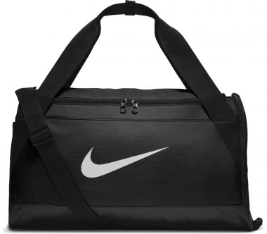 Nike - Brasilia Small Trainingstasche (schwarz)
