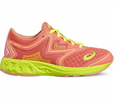 Asics - Noosa 12 GS Junior Laufschuh (orange/gelb)