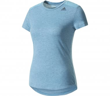 Adidas - Prime Mix Damen Trainingstop (blau)