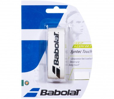Babolat - Syntec Touch Grip (Basis Griffband) - wei