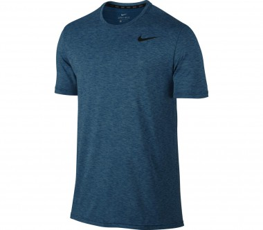 Nike - Breathe Herren Trainingstop (dunkelblau)