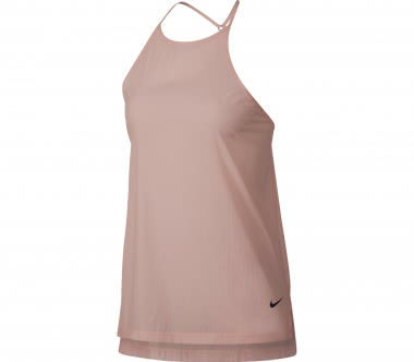 Nike - Flex Damen Tank (orange)