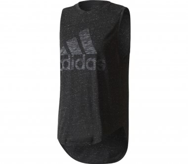 Adidas - Winners Damen Trainingstank (schwarz/grau)
