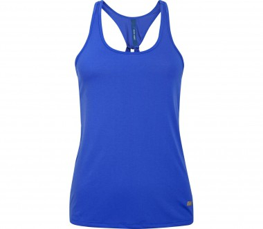 ASICS - Damen Trainingstankshirt (blau)