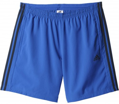Adidas - Cool 365 Woven Herren Trainingsshort (blau)