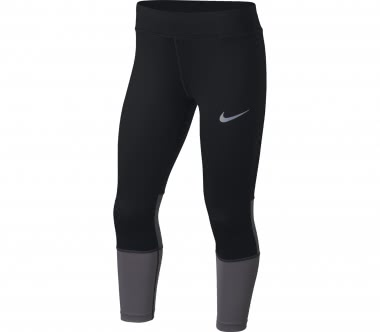 Nike - Power Junior Trainingstight (schwarz/grau)