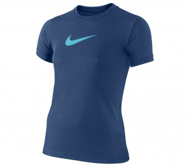 Nike - Legend Shortsleeve Top Junior Trainingsshirt (blau)