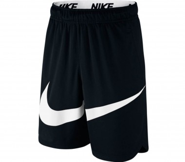 Nike - Junior Trainingshort (schwarz/weiß)