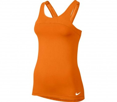 Nike - Pro Hypercool Damen Trainingstank (orange)
