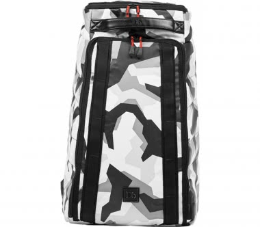 Douchebags - The Hugger 30L J.O.Camo Daypack (weiß/camo)