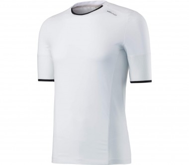 Head - Performance CT Crew Herren Tennisshirt (weiß)