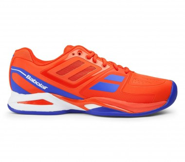 Babolat - Propulse Team Clay Herren Tennisschuh (rot/blau)