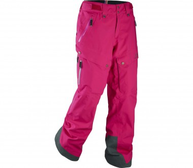 State of Elevenate - Bruson Damen Skihose (pink/grau)
