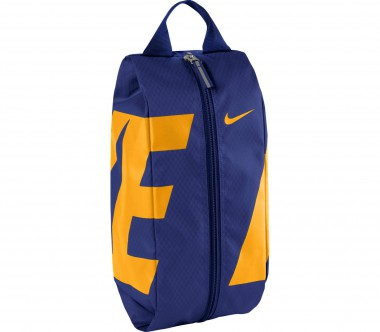 Nike - Team Herren Trainingsschuhtasche (blau/orange)