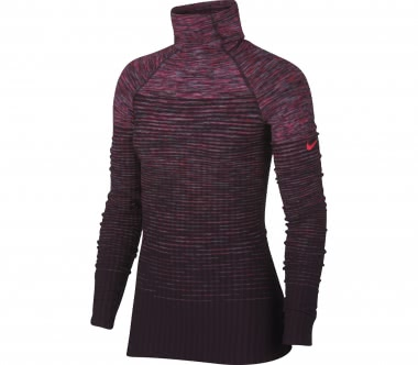 Nike - Pro Hyperwarm Damen Trainingstop (pink)