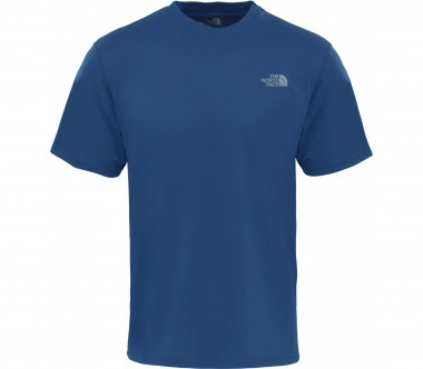The North Face - Flex Shortsleeve Herren Funktionsshirt (blau)