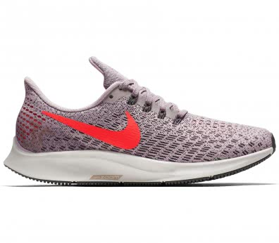 Nike - Air Zoom Pegasus 35 Damen Laufschuh (grau/orange)