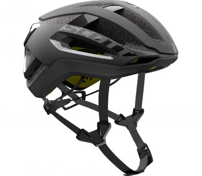 Scott - Centric PLUS Unisex Bike Helm (schwarz)