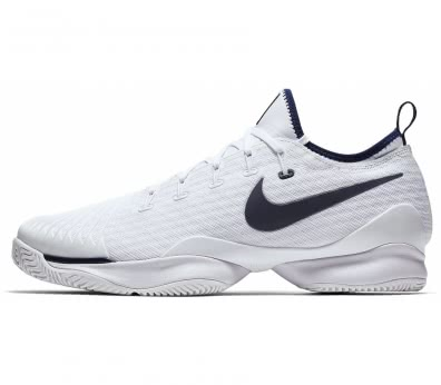 Nike - Air Zoom Ultrafly Low Herren Tennisschuh (weiß)