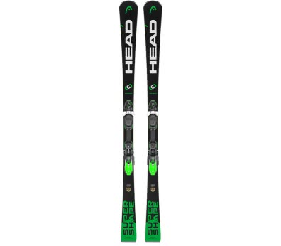 Head - Supershape i.Magnum SW inkl. PRD 12 Brake 85 (F) Ski mit Bindung