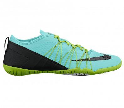 Nike - Free 1.0 Cross Bionic 2 Damen Trainingsschuh (türkis/schwarz)