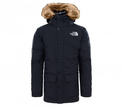 The North Face - Serow Jacket Herren Daunenparka (schwarz)