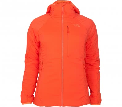 The North Face - Ventrix Hoodie Damen Isolationsjacke (orange)