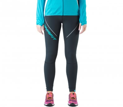 Dynafit - Winter Running Damen Lauftight (grau)