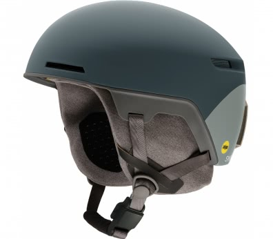 Smith - Code MIPS Unisex Skihelm (grau)
