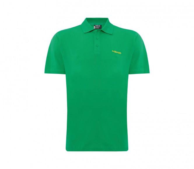 Head Club Bjorn Button Herr Tennispolo (grön) M