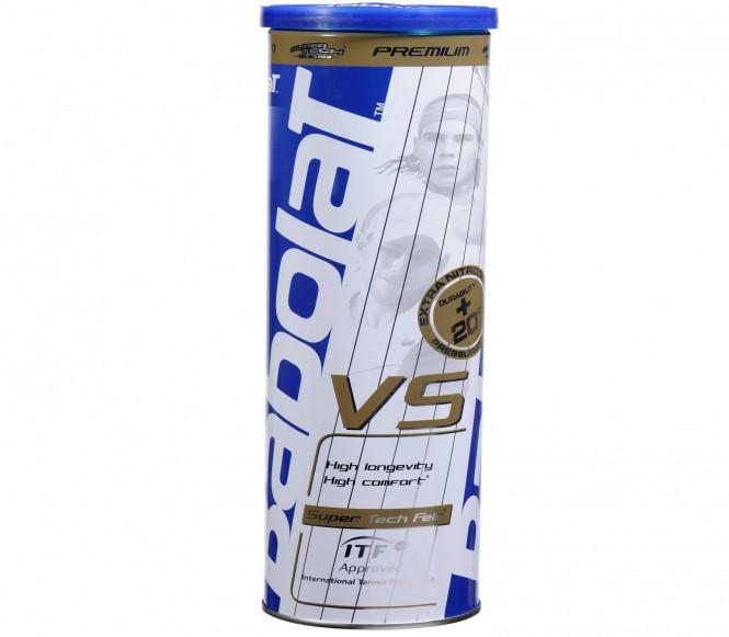 Balles de tennis accessoires - BABOLAT VS N2 4 BALLES