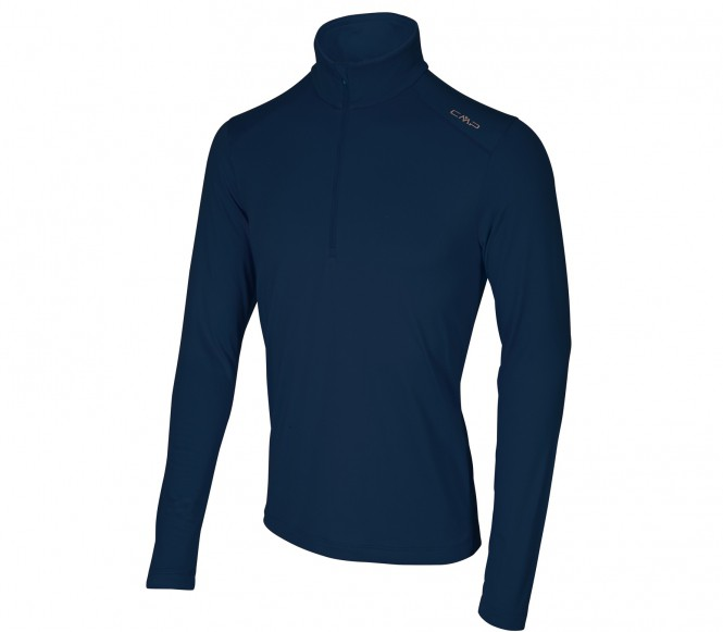 CMP - Carbonium Sweat men's ski top (dark blue) - M (48)