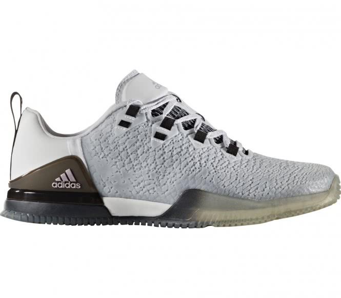 Adidas crazypower tr chaussures de training pour femmes gris clairblanc eu 38 uk 5