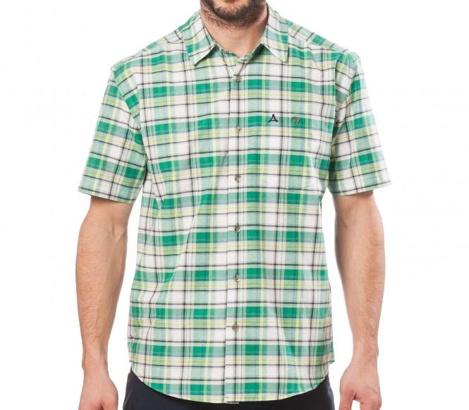 Schöffel Nuru II Herr Outdoortröjor (grön/svart) L