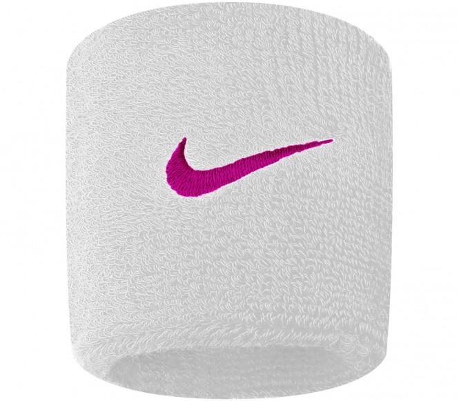 Nike - Tennis Premier Wristbands (weiß/pink)