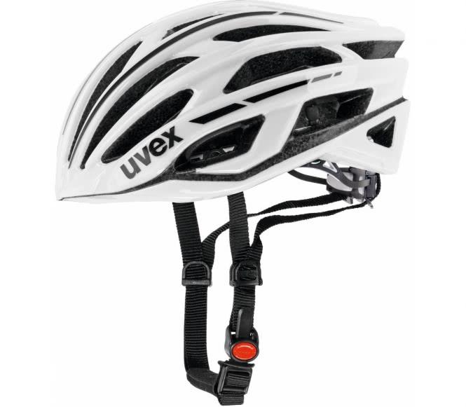 Uvex - Race 5 Bike Helm (weiß) - 58 - 61 cm