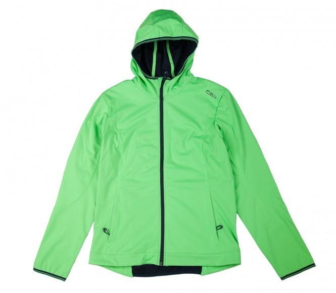 Da Shell Hood Fix Light Soft verde Donna M Cmp Giacca XwaqgYXv