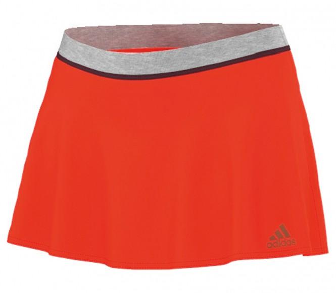 Adizero Damen Tennisrock (rot) - XS