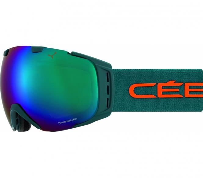 Cébé - Origins L Brown Flash Blue Skibrille (bl...