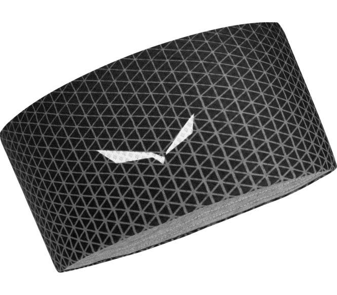 Salewa - Pedroc Dry Lite Headband (schwarz)
