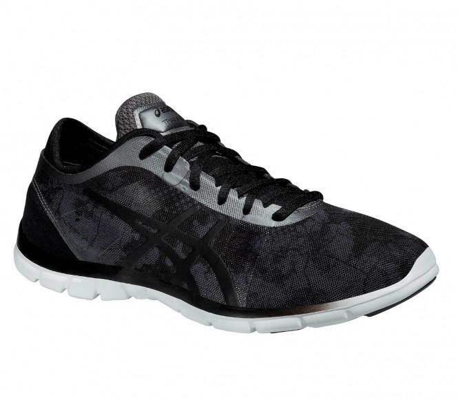 ASICS GELFIT NOVA Sportschoenen carbon/onix/white