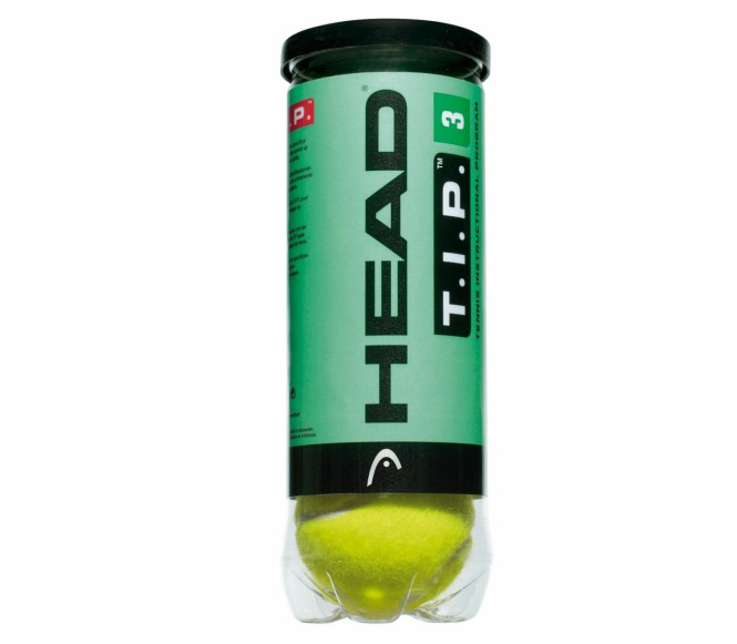 Head TIP 3 Ball 3-pack