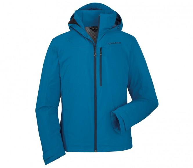 Schöffel Sterling men's hardshell jacket (blå) 52
