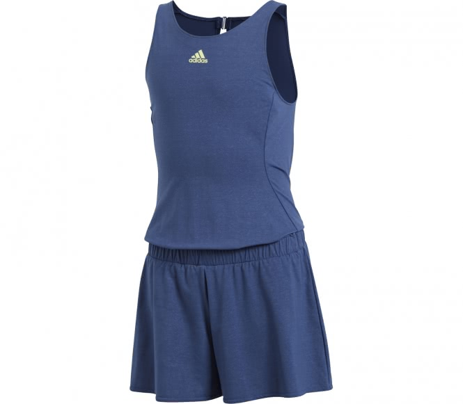 Adidas - ML Junior Jumpsuit (blau) - 140