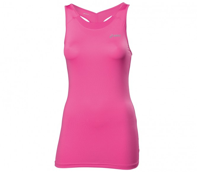 Asics Fitness Tank Dam Träningströja (pink) XS