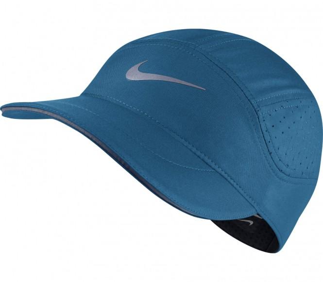 Nike - AeroBill Unisex Laufcap (blau)