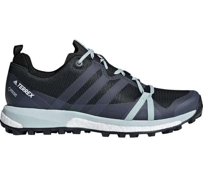 Terrex Agravic Gtx Damen Mountain Running Schuh (schwarz/blau) - EU 38 - UK 5