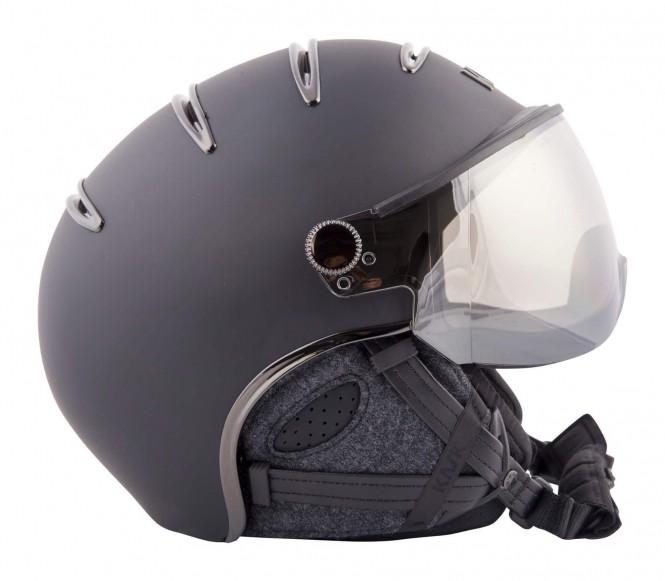 KASK - Chrome Visierhelm (schwarz) - 62